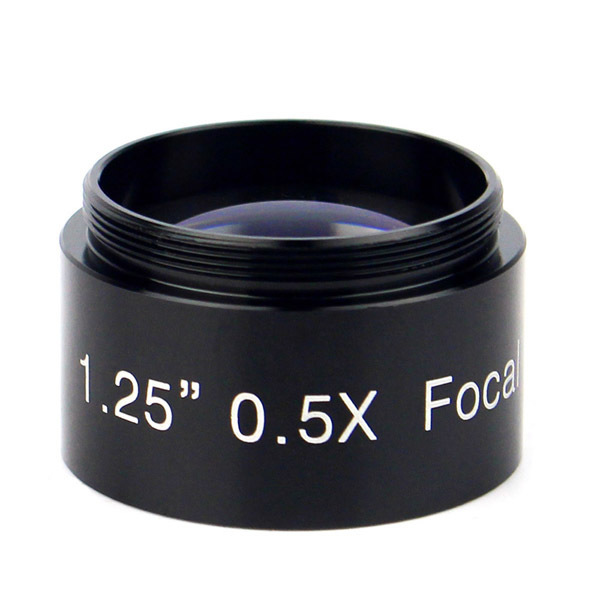 LAIDA 0.5x Focal Reducer Multi-Coated 1.25 inch for Telescope (2)