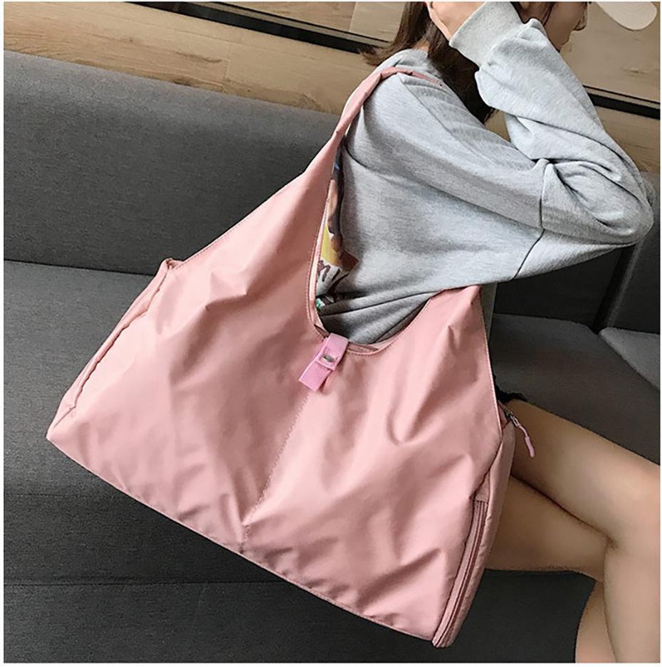 Waterproof Yoga Mat Bag Gym Fitness Bags for Women Men Training Sac De Sport Travel Gymtas Nylon Outdoor Sports Tas Sporttas103