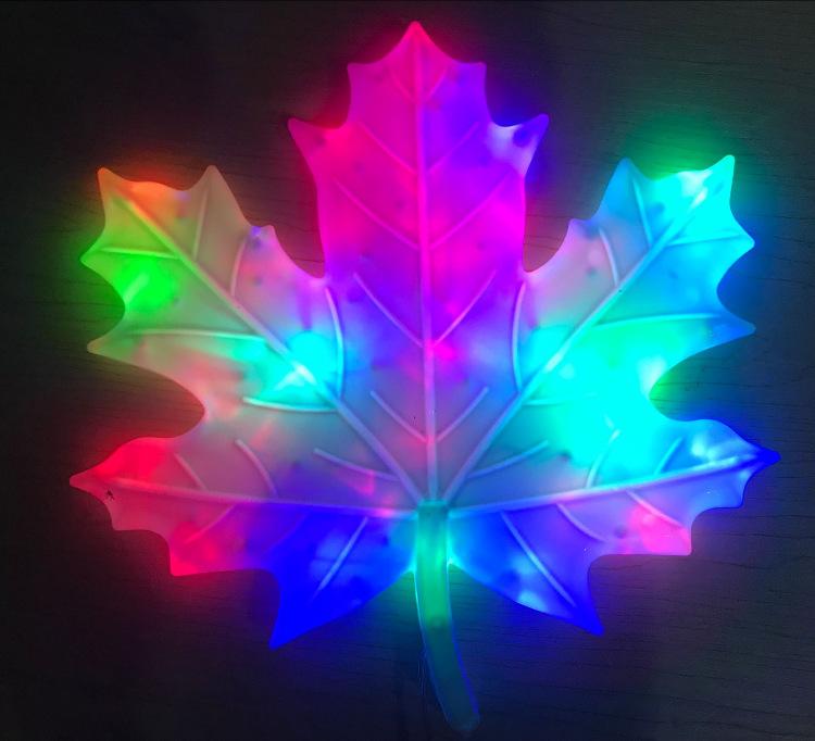 Maple Leaf Color