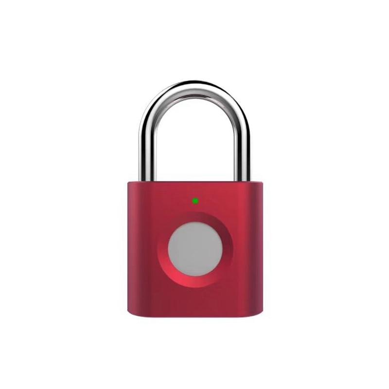 Smart Fingerprint Padlock 2
