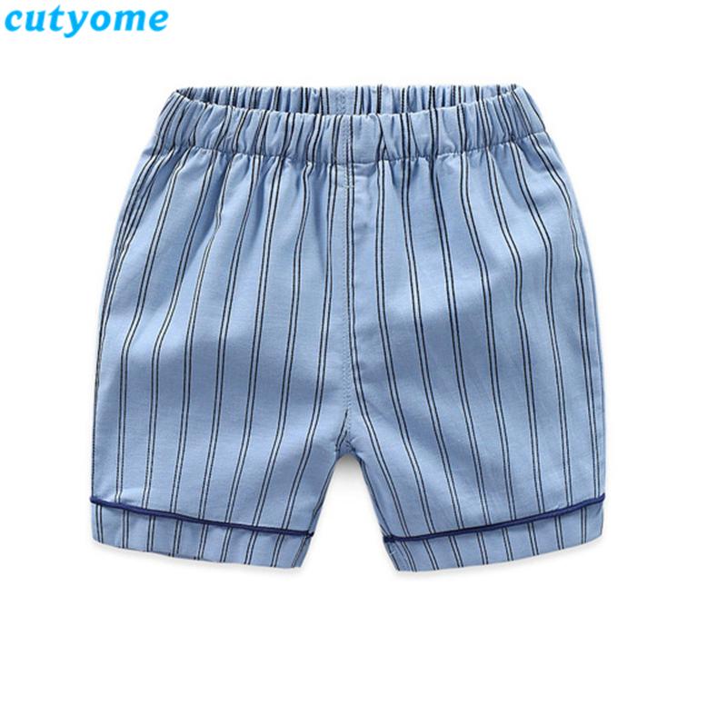 korean fashion toddler kids striped pajamas set08