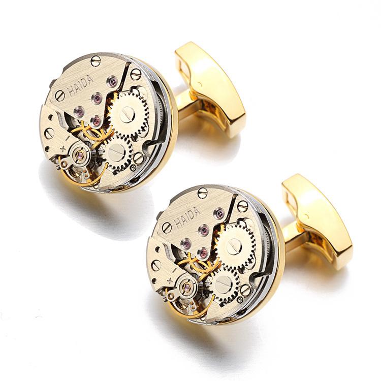 immovable Watch Cufflinks D (5)