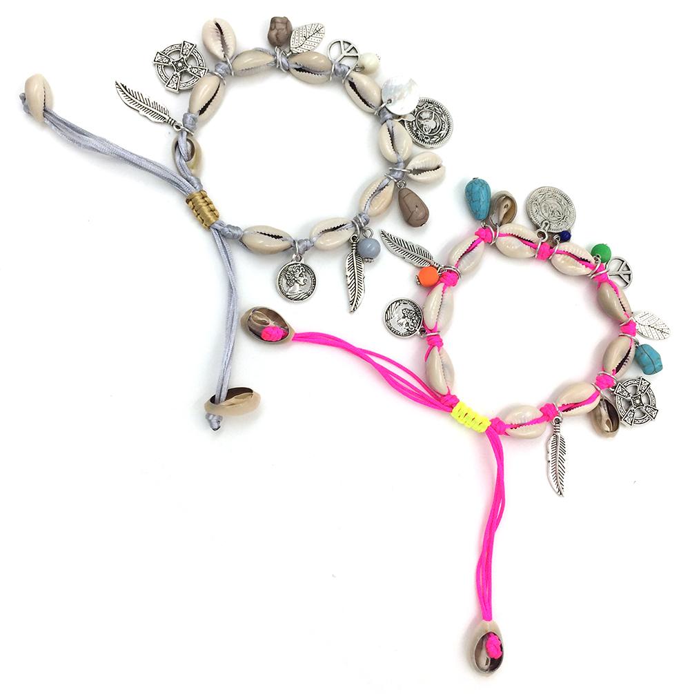 New BAREFOOT SANDALS Boho Barefoot Beach Bohemian Anklet Hippie Style Ankle Bracelet Handmade Gypsy Wedding Party Jewelry