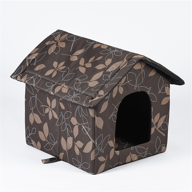 Creative Pet Kennels Washable Breathable Warm Dog Cat Beds Bulldog Chihuahua Bichon Schnauzer Puppy Kennel