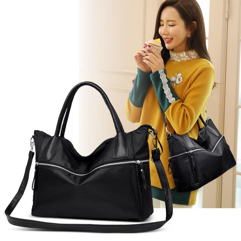 Autumn Fashionable Woman Shoulder Bag Luxury Designer Crossbody Bags Large-Capacity Cosmetics Clothing Travel Mummy Bag