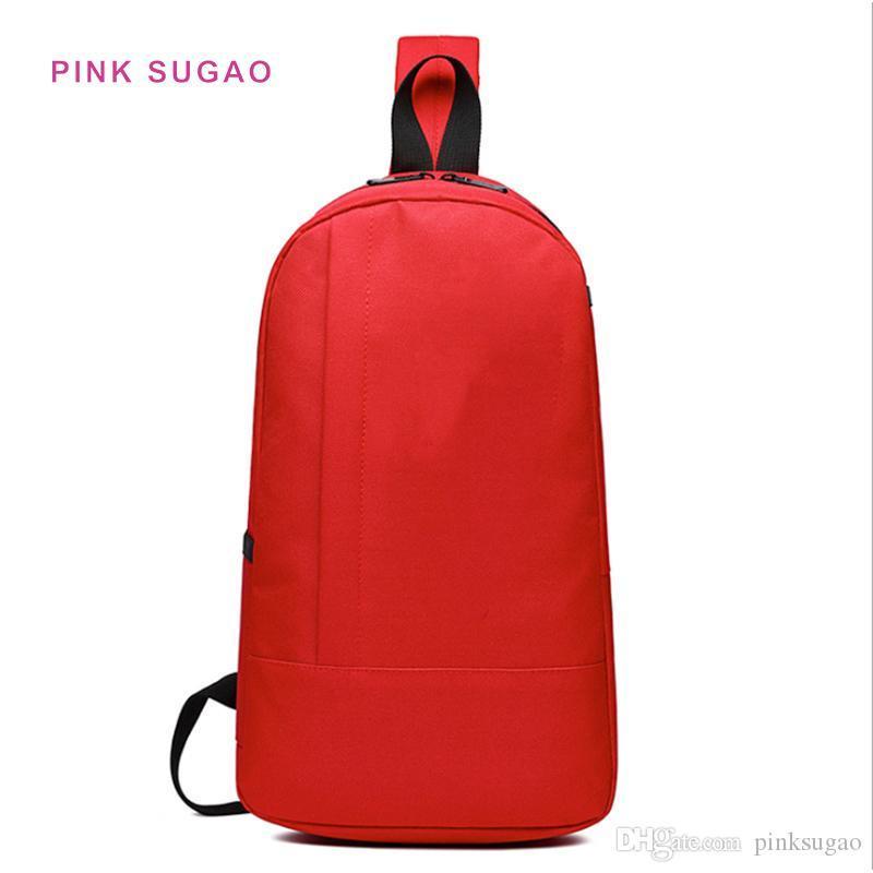 Pink sugao waist bag fannypack luxury handbags supletter designer bag messenger shoulder bags fashion crossbody chest bag
