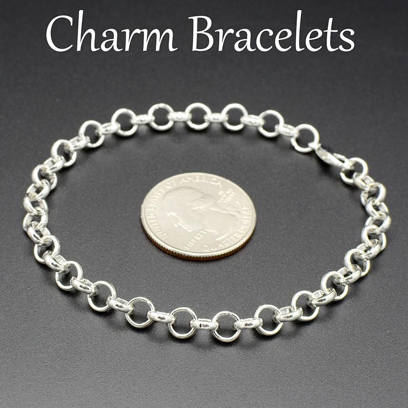 Charm Bracelets SS