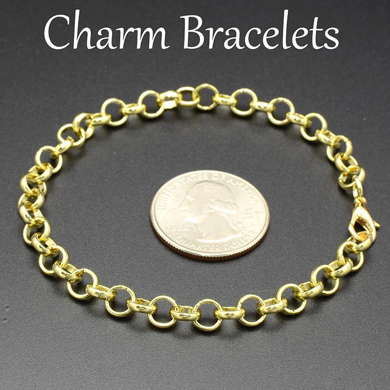 Charm Bracelets 14K
