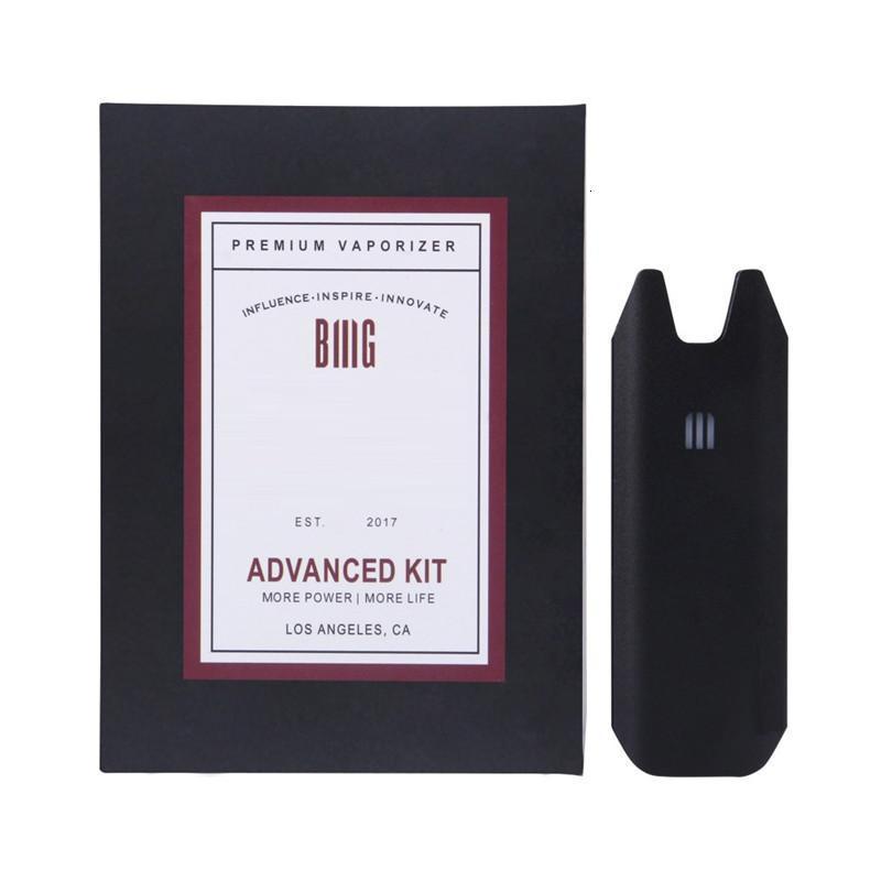 Premium Vaporizer BIG Stiizy Advanced Vaporizer Starter Kit 550mAh Rechargeable Battery Vape Pen For Thick Oil Cartridge Pod
