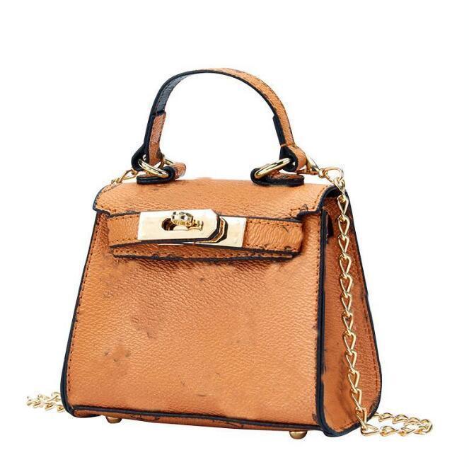 New Kids Handbags Fashion Baby Mini Purse Shoulder Bags Teenager Children Girls Messenger Bags Cute Christmas Gifts luxurys Designers Bags