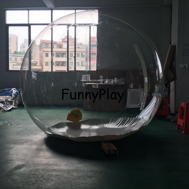 Bubble Inflatable Tent2
