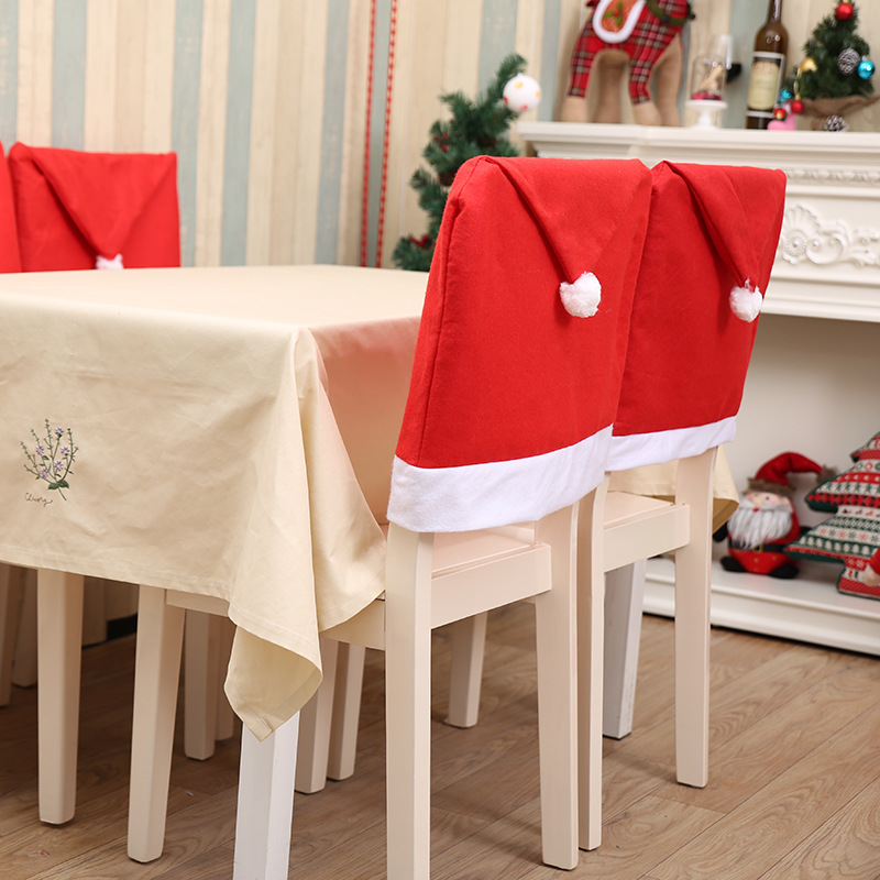Christmas-Removable-Santa-Red-Hat-Chair-Covers-Christmas-Decorations-Dinner-Chair-Xmas-Cap-Sets-Folding-Hotel (1)