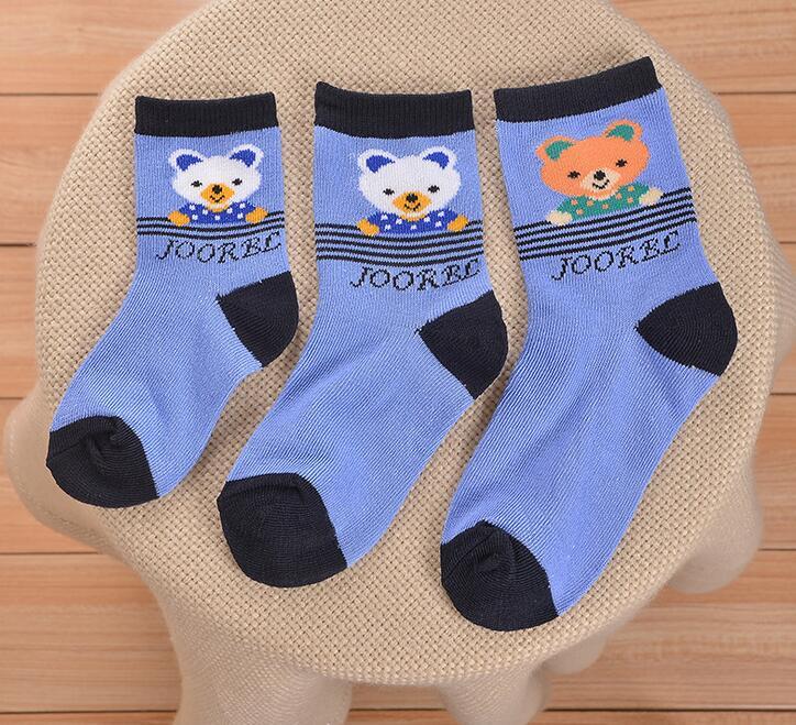 2020 Kids socks new baby boy girl Summer socks children cotton stocks good quality Cotton Soft Socks Baby Candy Color