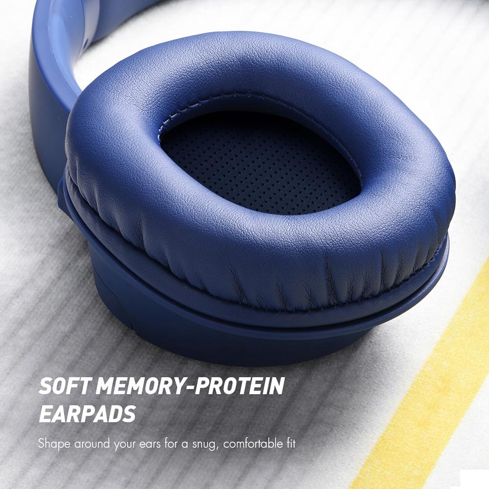 Mpow H7 Bluetooth Headphone PK Sony Bluedio Anker Headphone (5)