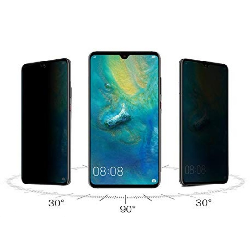 For Huawei Mate 20 Lite Pro Mate 20 X 20x Privacy Anti Spy Tempered Glass Screen Protector 9H Screen Film for Huawei Mate 10 Pro (1)_conew1