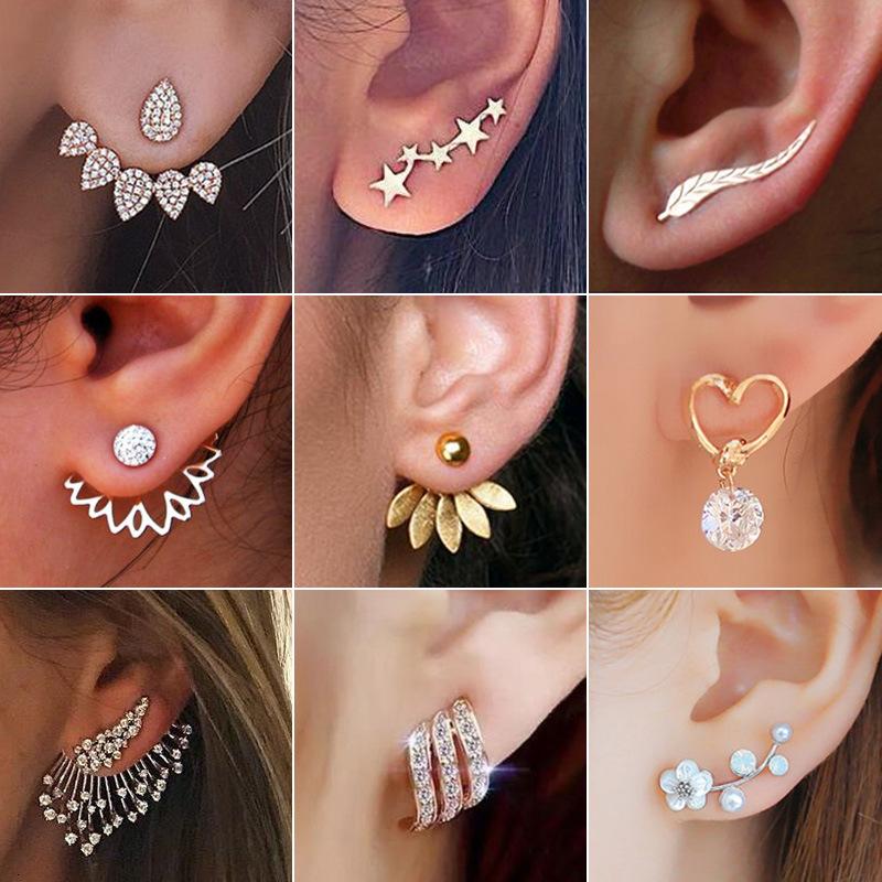 2019-New-Crystal-Flower-Drop-Earrings-for-Women-Fashion-Jewelry-Gold-Silver-Rhinestones-Earrings-Gift-for
