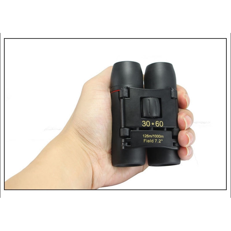 30x60 Folding Binoculars Telescope Low Light Night Vision Outdoor Camping Birding Travelling Sightseeing Hunting Adults Kids (6)