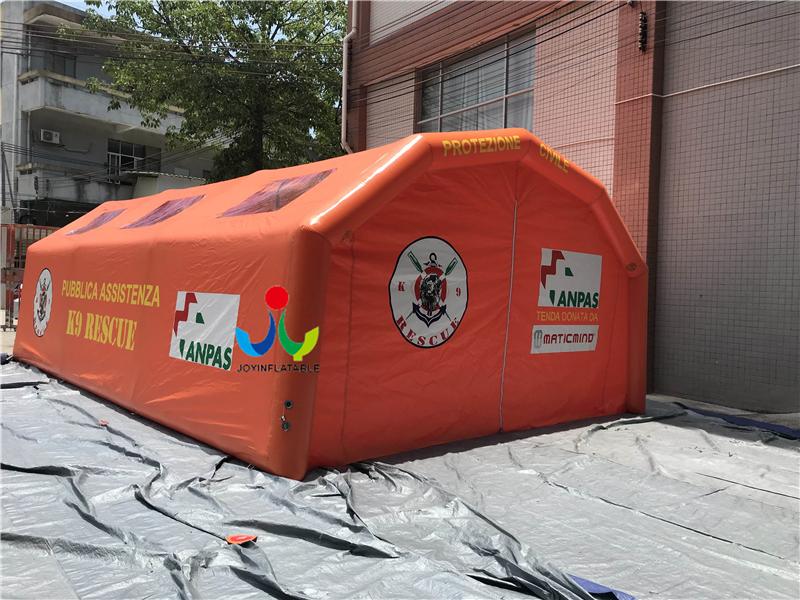 Medical tent -7