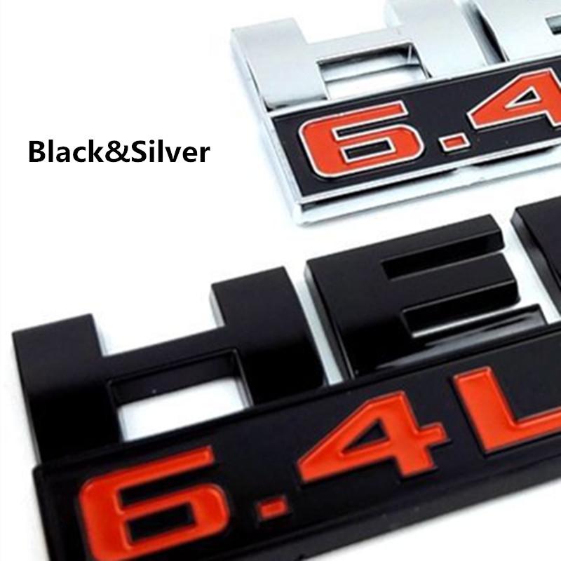 Color : Black Brand Name HIGHER MEN Coche de la Etiqueta de Plata Negro Creativo 3D Letras A-Z 0-9 Emblema Figura Digital N/úmero Cromo Pegatinas DIY del Metal for el Subaru Outback