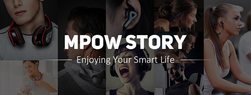 Mpow Story