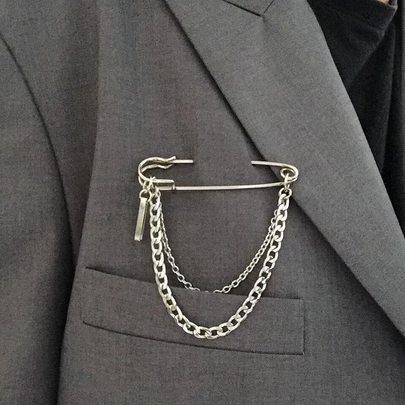 WYLBQM Broche Femmes Hommes Broche Unisexe Cristal Broche Couronne Croix Ailes Gland Broche Bijoux