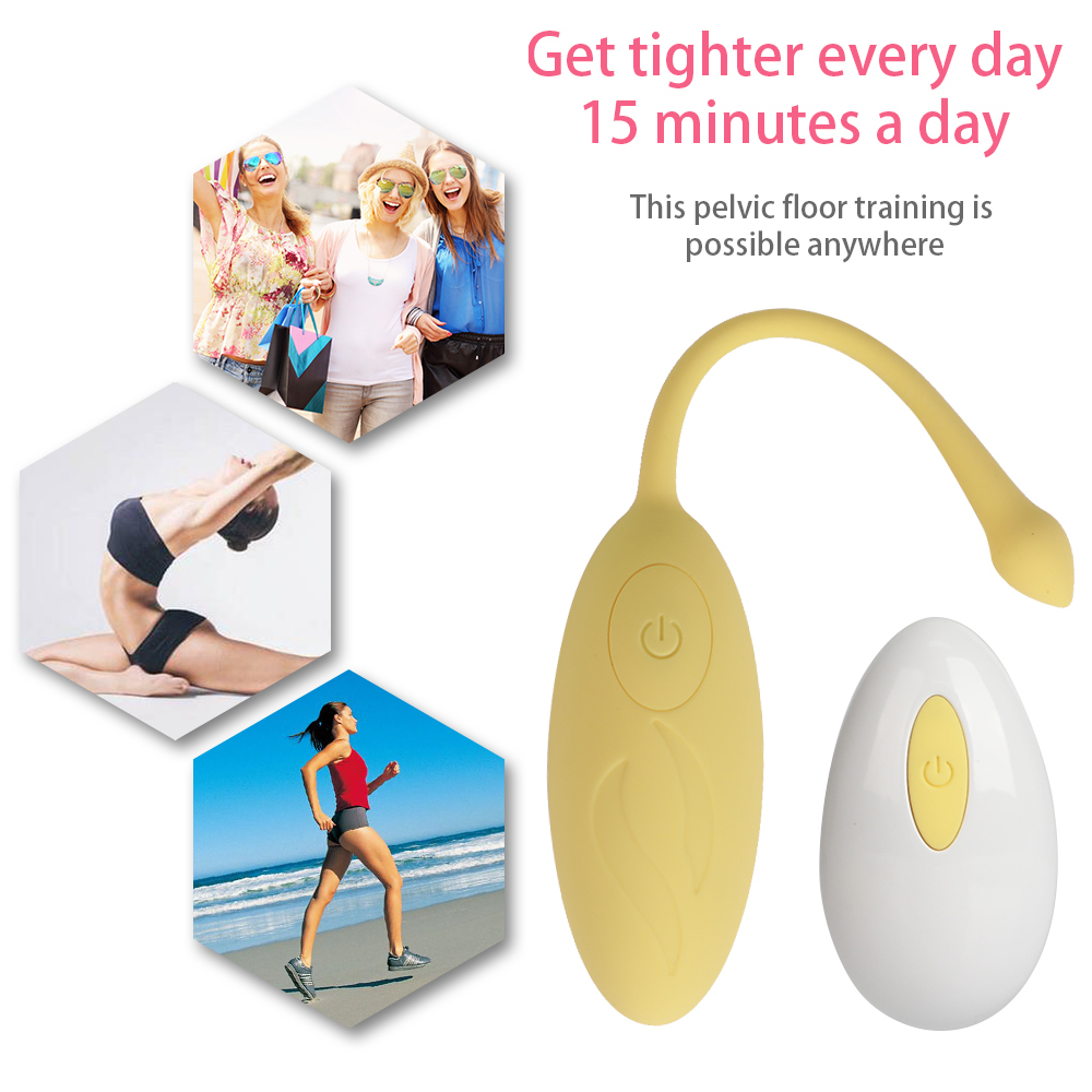 Bullet Vibrator 12 Speed Remote Control Vibrating Egg Powerful Sex Toys for Women Love Eggs G Spot Clitoris Stimulator Sex Eggs (7)