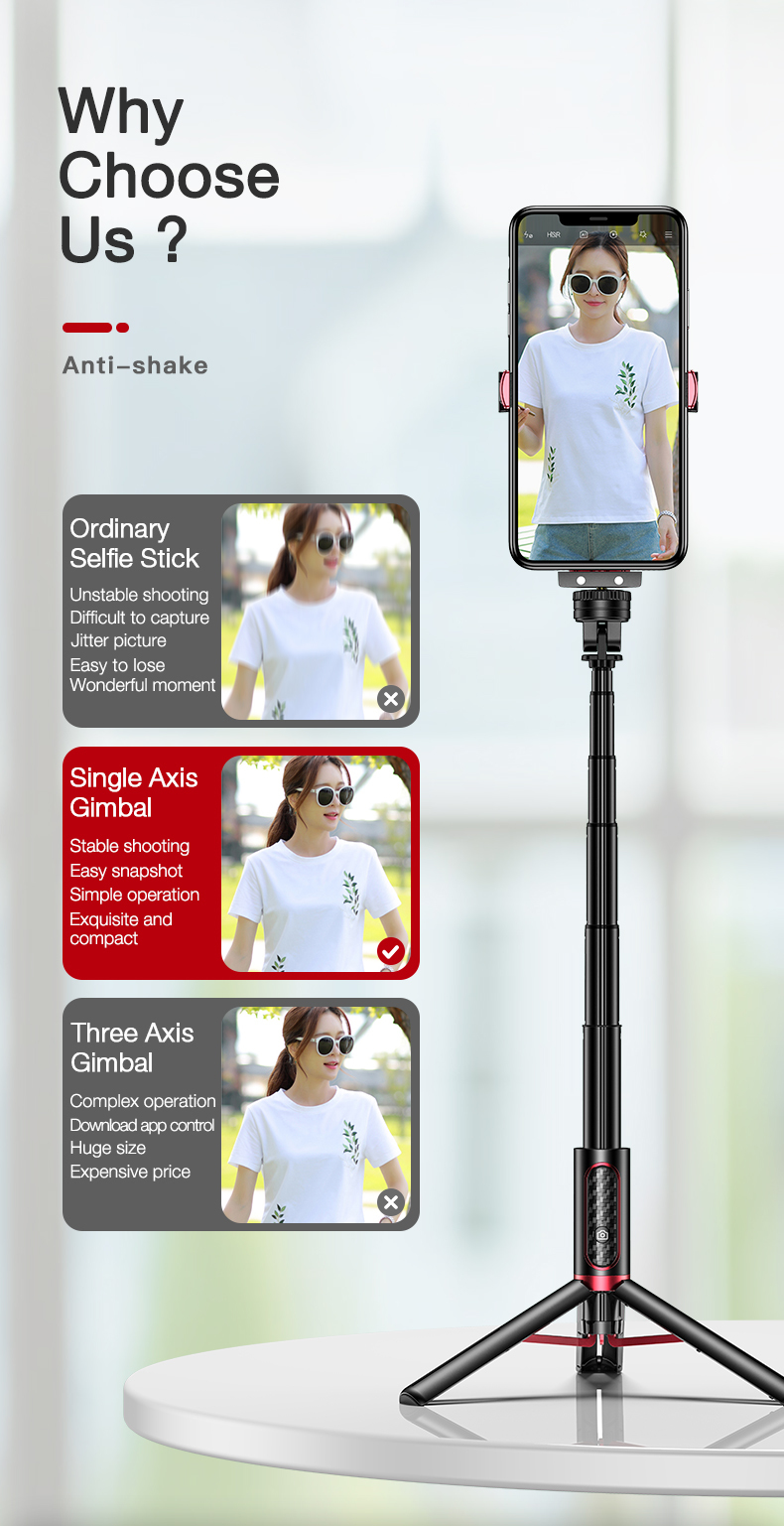 gimbal stabilizer and (4)