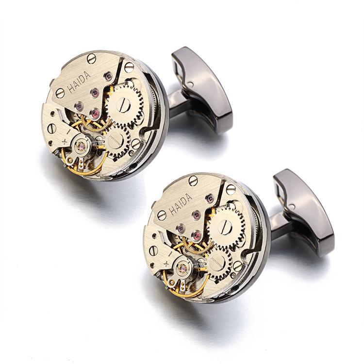 immovable Watch Cufflinks D (4)
