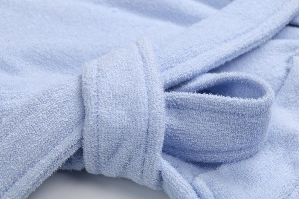Children Bathrobe Lignt Blue (15)