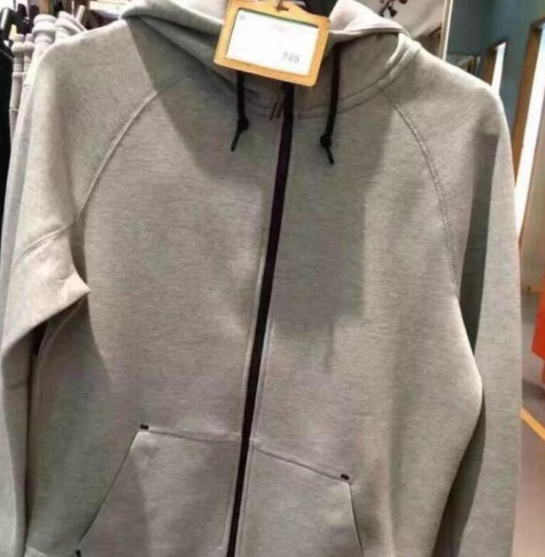 Wholesale Custom Tech Fleece Hoodie