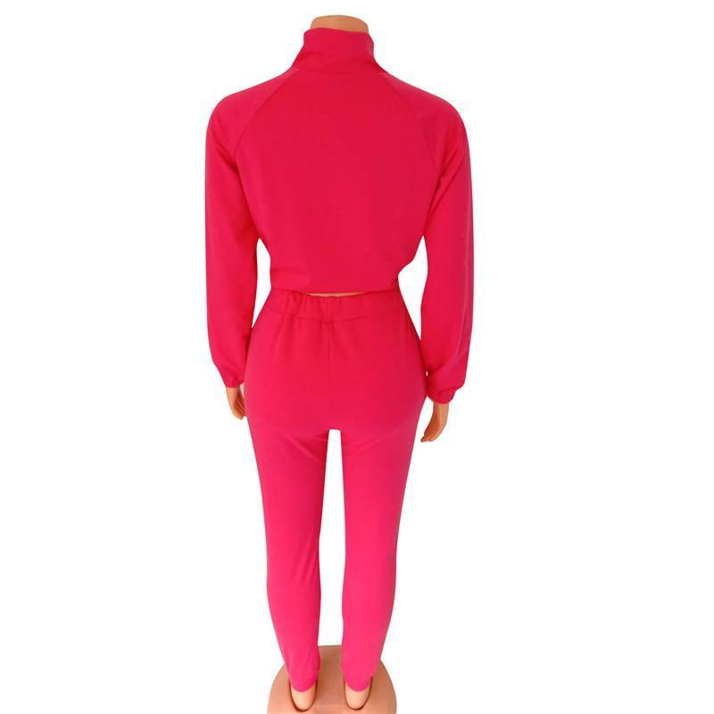 Women designer jogger suit plain S-2XL fall winter casual clothing set hoodies leggings sports suit long sleeve pullover pants 4100
