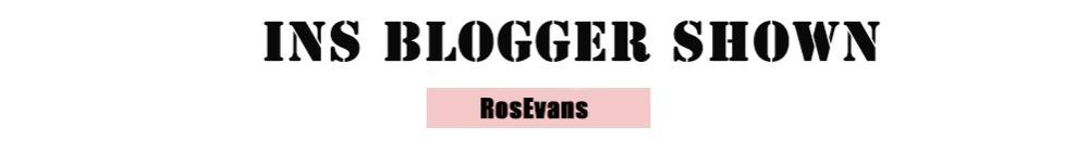 blogger shown