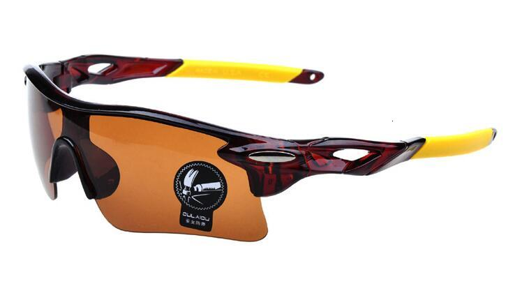 Men Bicycle Sports Sunglasses Cycling Eyewear Cycling Riding Protective Goggle Cool Cycling Glasses UV400 Sunglasses A+++