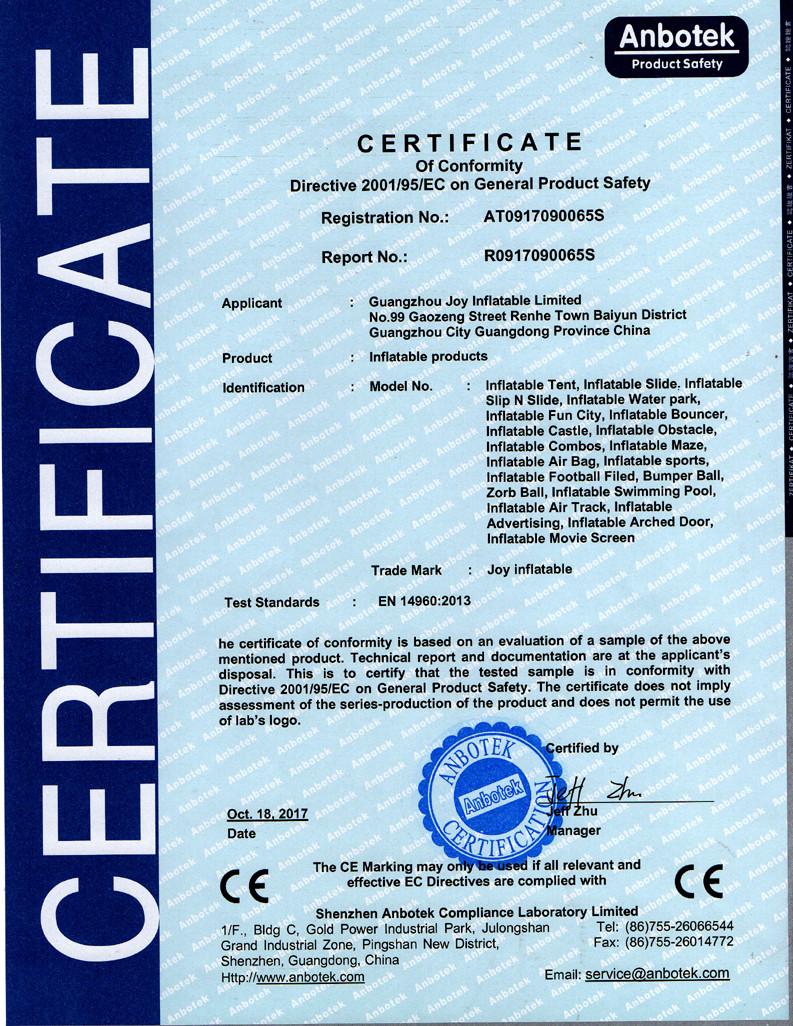 CE-EN14960