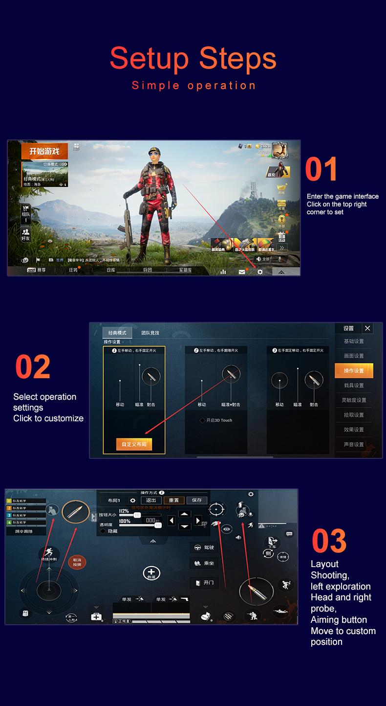 H9 Pubg Controller Gamepad (20)