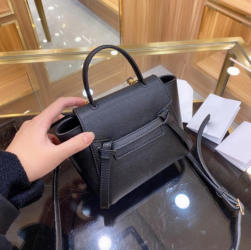 Famous C Belt Pico designer womens Tote Campagin handbag shoulder bag high quality genuine leather Messenger luxury fashion crossbody