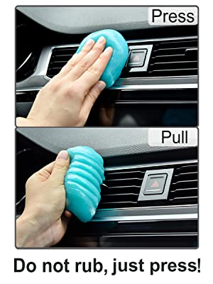 car cleaning putty
