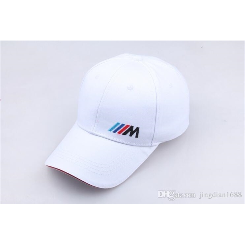 For BMW 2M Power Baseball Cap Embroidery Motorsport Racing Hat Sport Cotton Snap