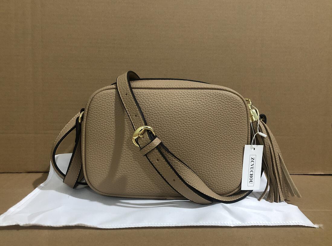 Manufacturer specials! 2019 Women Leather Soho Bag Disco Shoulder Bag Purse 308364