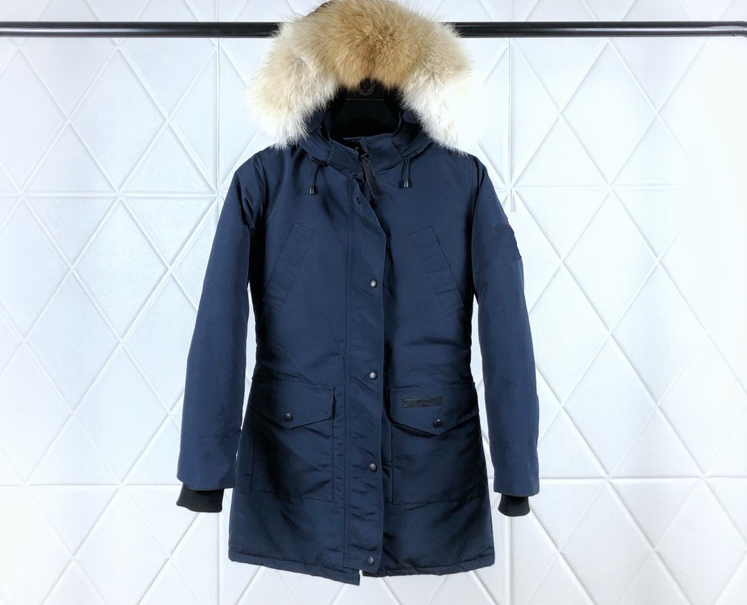 Women Long Down Coat Down Winter Jacket With Fur Winter Coat Puffer Jacket Warm Outfit Ourdoor Clothes Overcoat High Grade Clothing-5