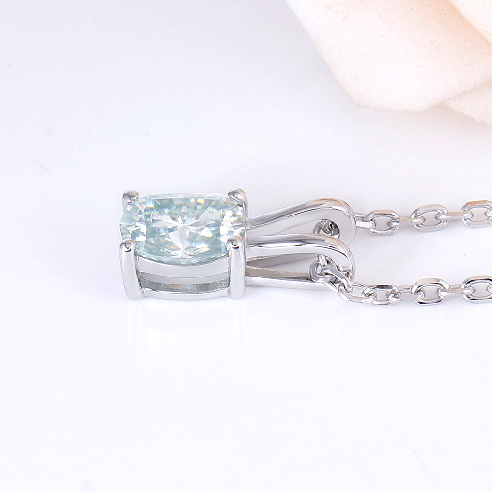 moissanite pendant necklace (3)