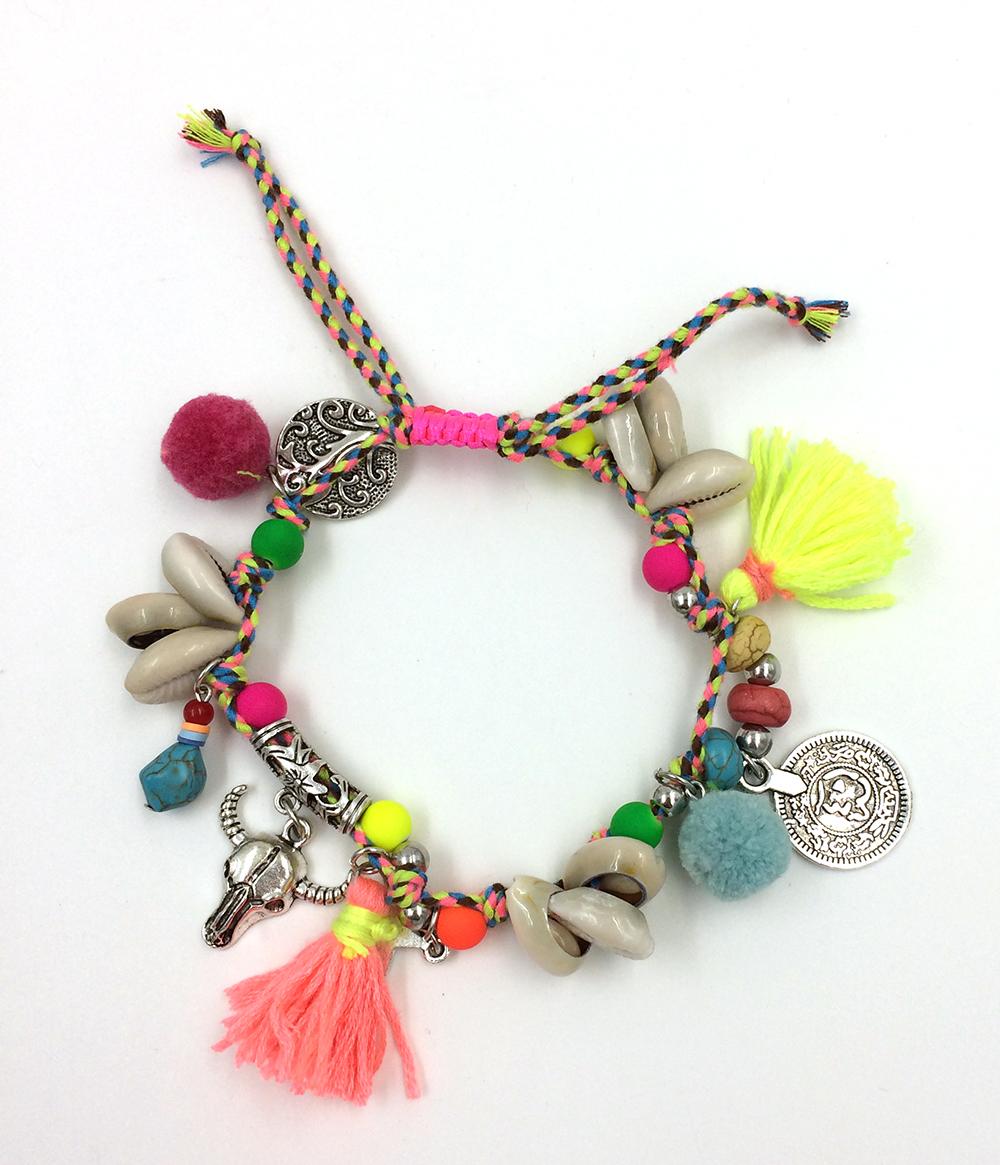 New BAREFOOT SANDALS Boho Sea Beach Bohemian Anklet Hippie Style Ankle Bracelet Handmade Gypsy Ethnic Anklet