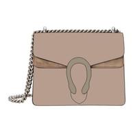 New Luxury Designers High Quality PU Chain Bag 2020 Hot Wome...