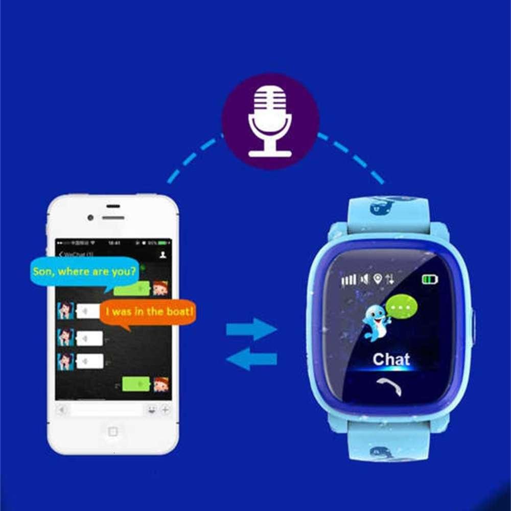 DF25-Child-Smart watch-GPS (13