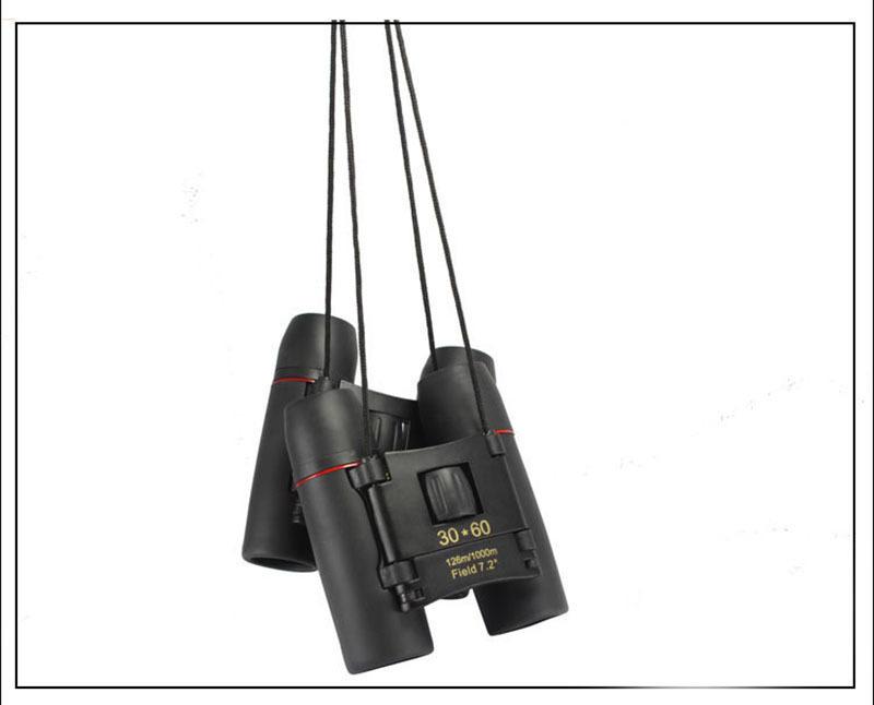 30x60 Folding Binoculars Telescope Low Light Night Vision Outdoor Camping Birding Travelling Sightseeing Hunting Adults Kids (8)