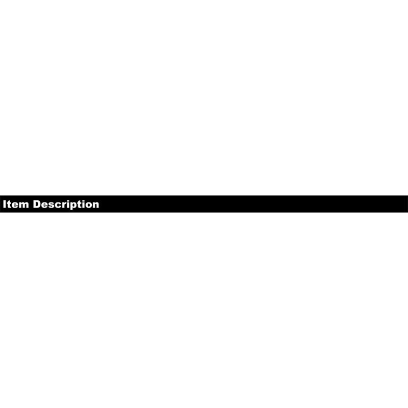 1-Item DescriptionB