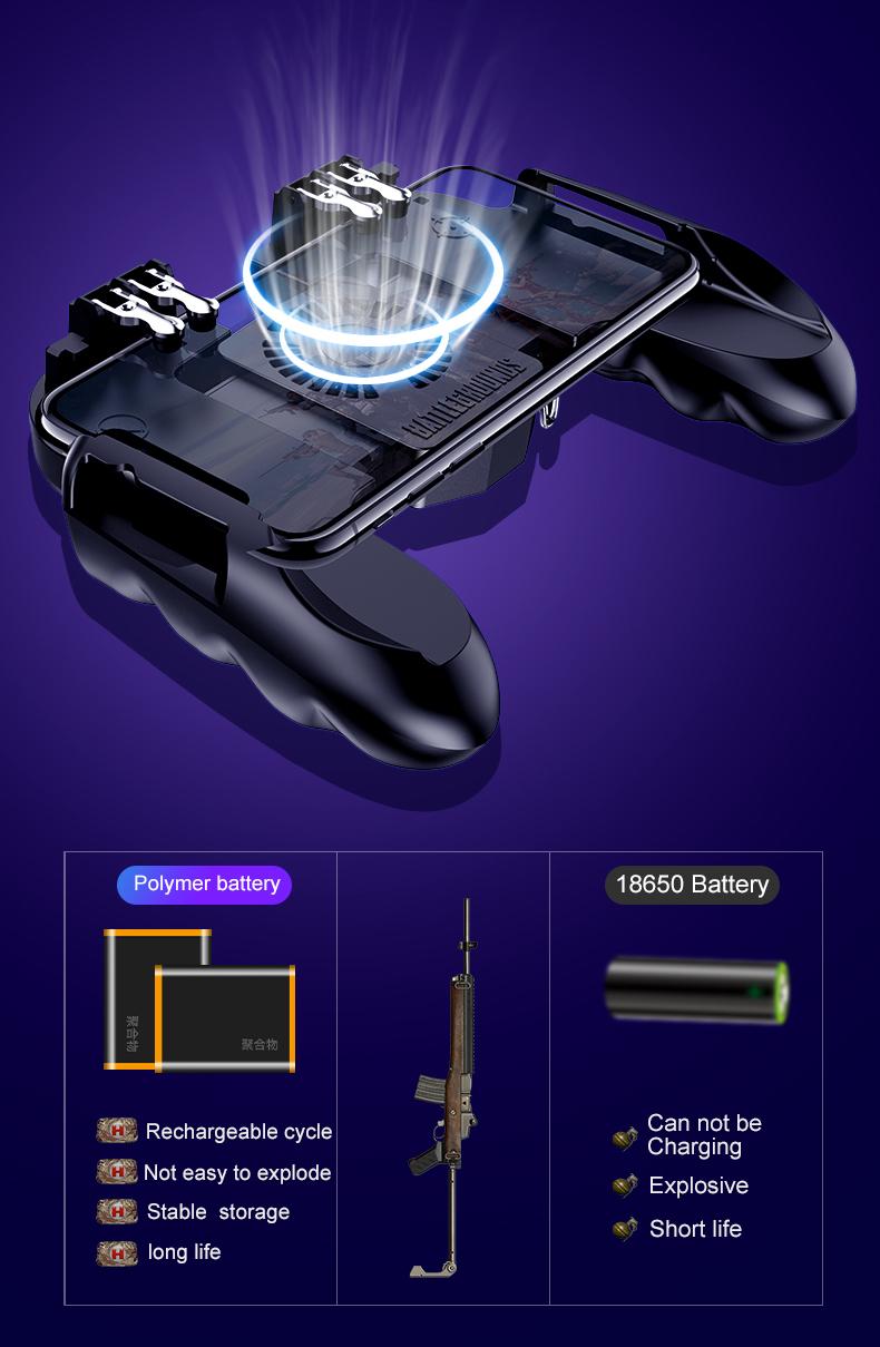 H9 Pubg Controller Gamepad (4)