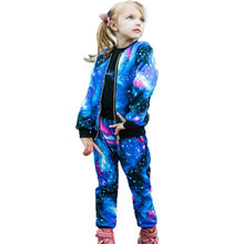 2019-Autumn-Girls-Clothing-Sets-Children-Tracksuit-Fashion-Zipper-Coat-And-Pant-Set-Kids-Clothes-Set