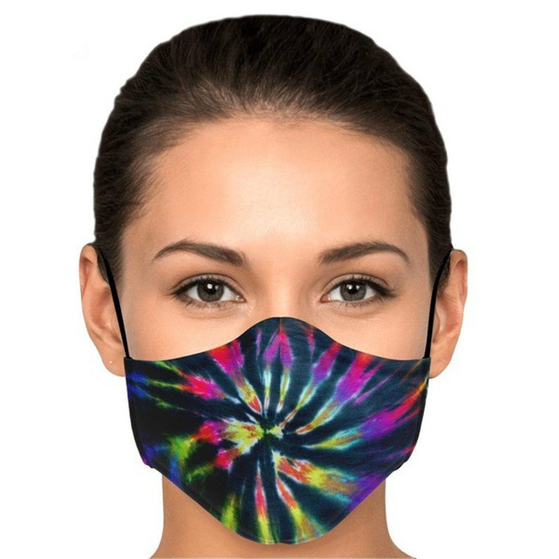 DHL Shipping Washable Protective Face Covering Adult Anti Dust Cycling Mouth Mask Reusable Cloth Masks PM2.5 Dustproof Mask Kimter-Z36A