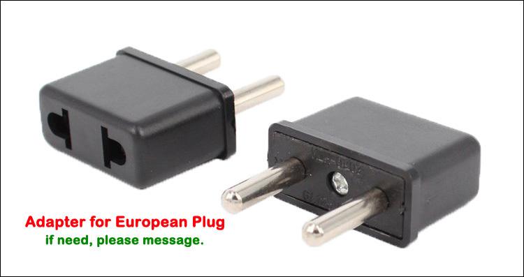 Adapter to European Plug